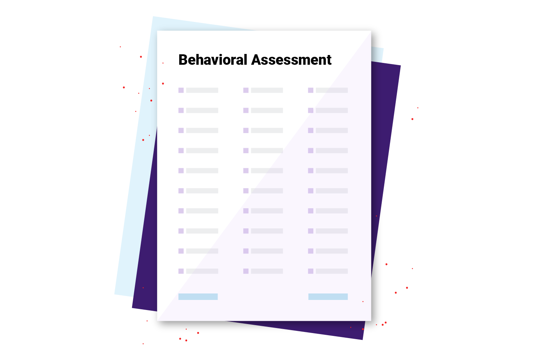 PI Behavioral Assessment