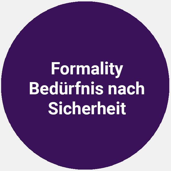 PI Formality